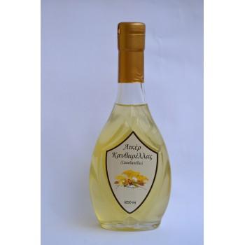Λικέρ Κανθαρέλλας 250 ml